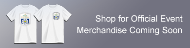 Shop for Official Event Merchandise Now on Sale!