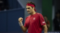 Federer, Medvedev Reach 3rd in Straight Sets