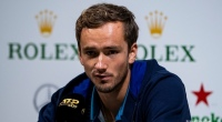 Daniil Medvedev Speaks to the Press - October 13, 2019