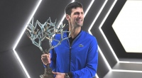 Novak Wins Rolex Paris Masters