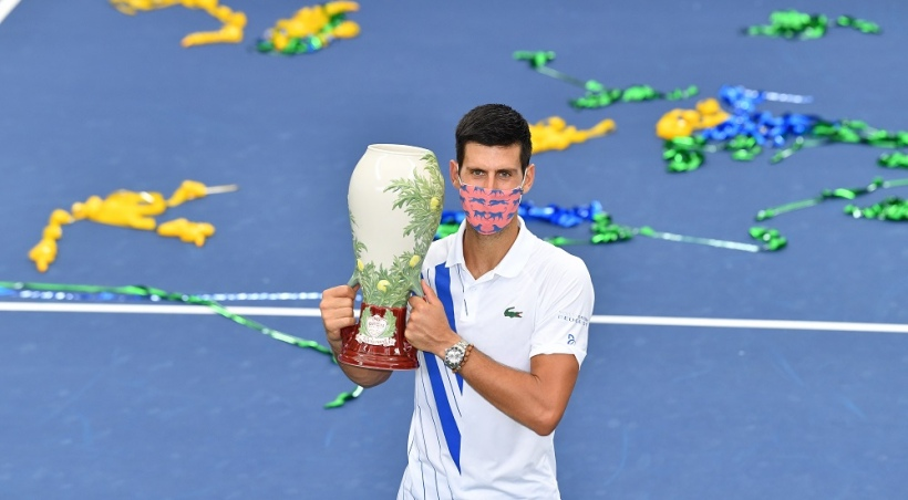 Djokovic Claims Cincy Title for Second Time