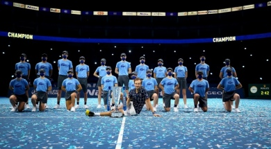 Medvedev Wins First ATP Finals Title