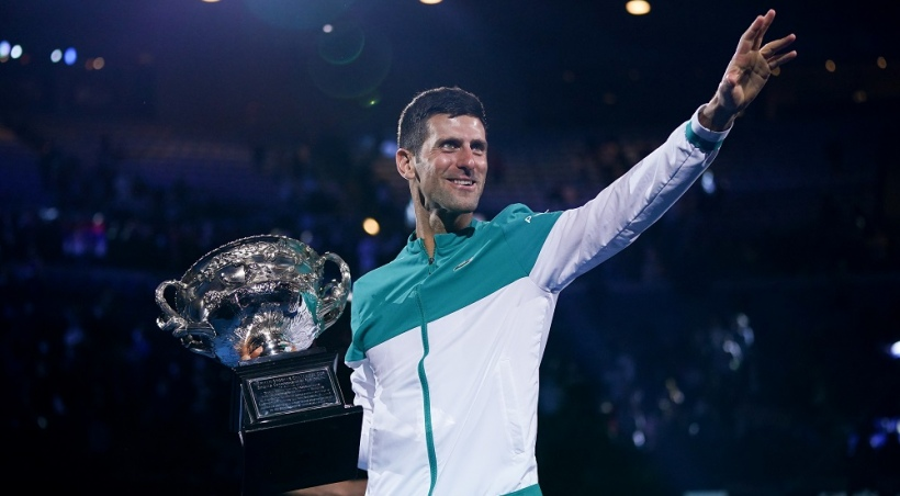 Novak's Aussie Affair