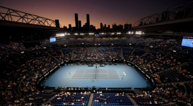 Rolex Shanghai Masters Podcast from Melbourne